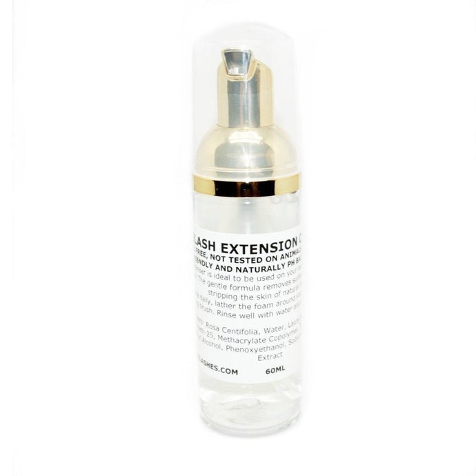 EYELASH EXTENSION CLEANSER - EK LASHES