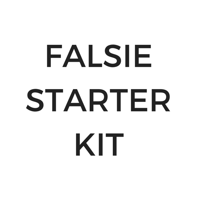 FALSIE STARTER KIT - EK LASHES