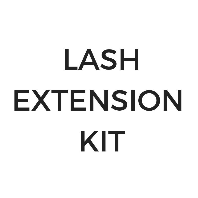 LASH EXTENSION KIT - EK LASHES