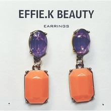 PEACHY EARRINGS - EK LASHES