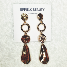 SKYLAR EARRINGS - EK LASHES