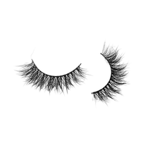 EK LASHES 3D MINK LASHES- STYLE WING WOMAN
