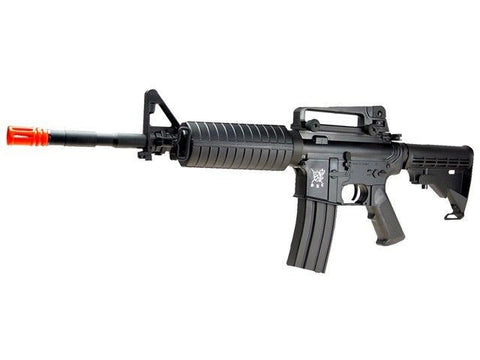 SRC Sport Series M4A1 Metal Gear Semi Fully Automatic AEG Airsoft Rifle for $1.69 at Airsoft Solutions