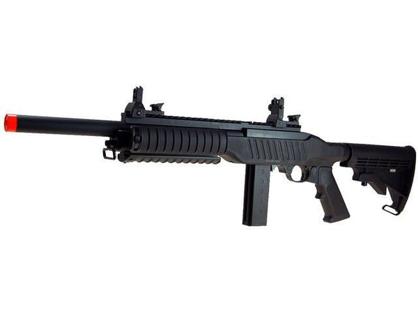 KJW KC-02 Carbine Green Gas Air Soft Rifle for $2.69 at Airsoft Solutions