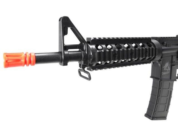 SRC Dragon SR4 A1 Metal Gear Semi and Fully Automatic AEG Air Soft Rifle for $1.69 at Airsoft Solutions