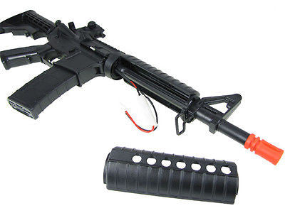 SRC Dragon Sport Semi and Fully Automatic Electric AEG Airsoft Rifle for $1.49 at Airsoft Solutions