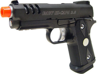 WELL Bolt Action Sniper Rifle WE Metal Gas Blowback Airsoft Pistol for $2.89 at Airsoft Solutions