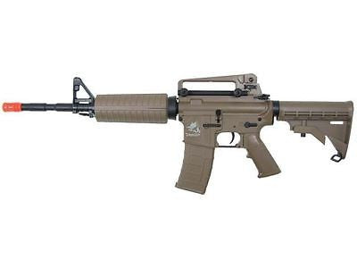 SRC Dragon Sport Full Auto Battery Powered Metal Gear AEG Air Soft Rifle for $1.59 at Airsoft Solutions