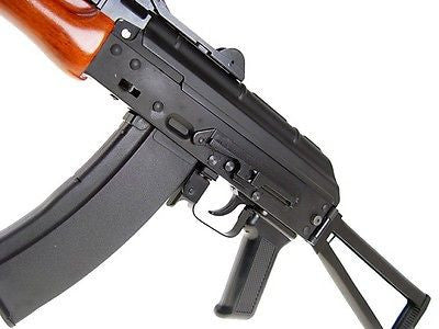 SRC AK-74U Blowback Green Gas Airsoft Rifle for $2.69 at Airsoft Solutions