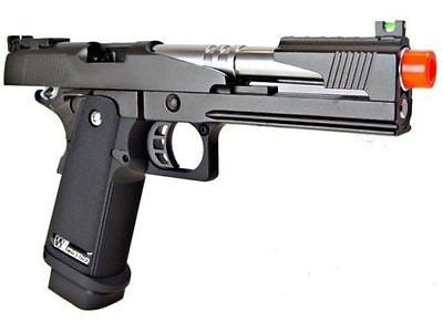 JG CQB Airsoft Rifle M83A2 AEG Airsoft Gun WE Hi-Capa 5.1 Pistol Combo Package for $3.79 at Airsoft Solutions