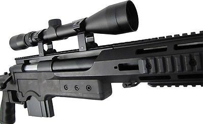 Well PSG-1 Spring Bolt Action Airsoft Sniper Rifle with Scope for $1.89 at Airsoft Solutions