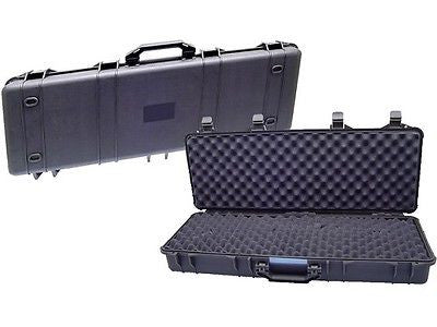 "STAR SRC 42"" Deluxe Hard Shell Rifle Case for $1.09 at Airsoft Solutions"