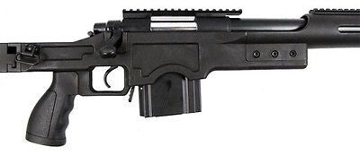 Well PSG-1 Spring Airsoft Sniper Rifle for $1.54 at Airsoft Solutions