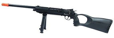 WG Herd Wolf Model 711L CO2 Airsoft Revolver Sniper Rifle for $1.49 at Airsoft Solutions