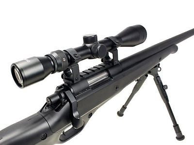 WELL AWN G22 Single Bolt Action Sniper Airsoft Rifle 4000 .25g BBs for $1.79 at Airsoft Solutions
