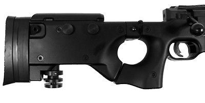 Well MB08A L96 Spring Airsoft Sniper Rifle for $1.49 at Airsoft Solutions