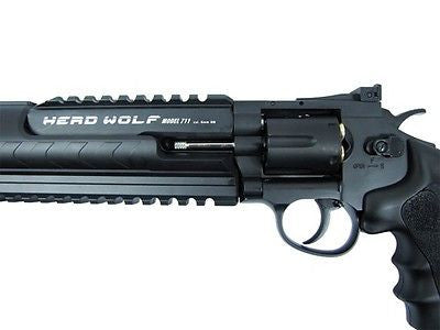 WG Head Wolf Full Metal CO2 Air Soft Sniper Style Revolver Style Rifle for $1.44 at Airsoft Solutions
