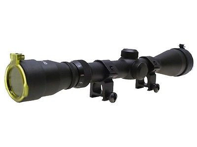 AIM Sports 3 - 9 x 40 mm Airsoft Rifle Scope for $0.44 at Airsoft Solutions