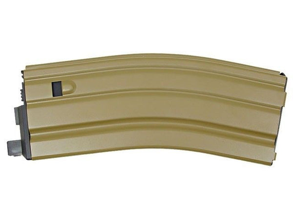 WE M4 30 Round Green Gas Airsoft Tan Magazine for $0.39 at Airsoft Solutions
