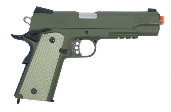 Double Eagle Full Metal Spring Airsoft Pistol for $0.29 at Airsoft Solutions