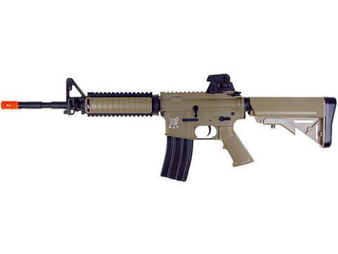 SRC Sport Series M4 CQB Semi Full Auto Metal Gear AEG Airsoft Rifle for $1.94 at Airsoft Solutions