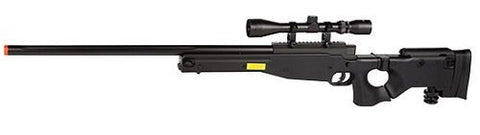 Well L96 Bolt Action Spring Airsoft Sniper Rifle with Scope for $1.69 at Airsoft Solutions