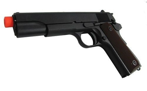 SRC SR191 Gas Blowback Full Metal Airsoft 1911 Pistol With Gun Case Extra Mag for $1.29 at Airsoft Solutions