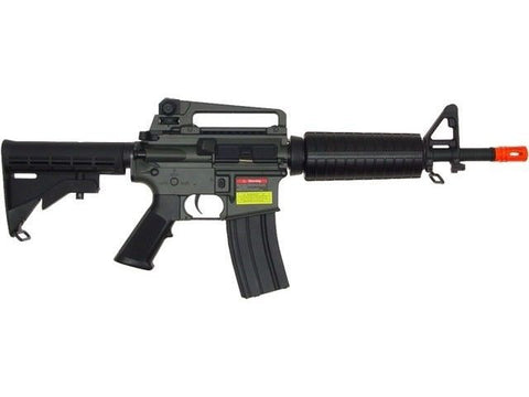 Golden Eagle JG M4 M733 Commando AEG Air Soft Rifle for $1.69 at Airsoft Solutions