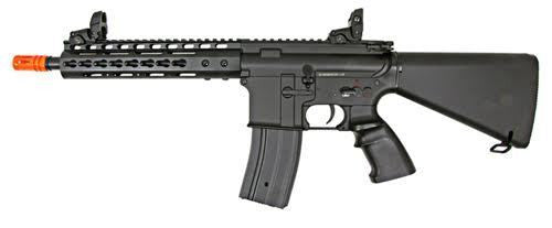 Golden Eagle M16 RIS Airsoft AEG Rifle for $1.69 at Airsoft Solutions