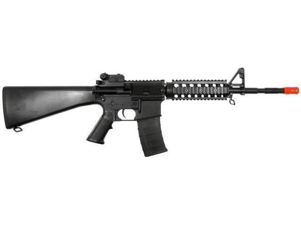 Dragon SRC Lightning Sports Series Metal Gear Semi Full Auto AEG Airsoft Rifle for $1.59 at Airsoft Solutions