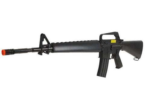 Well M16 A2 Spring Airsoft Rifle for $0.39 at Airsoft Solutions