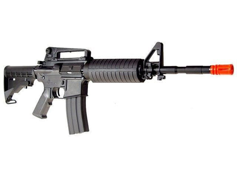 SRC Sport M4 A1 Electric Air Soft Rifle for $1.69 at Airsoft Solutions