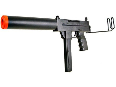 HFC Bull Uzi Single Action Spring Airsoft SMG for $0.44 at Airsoft Solutions