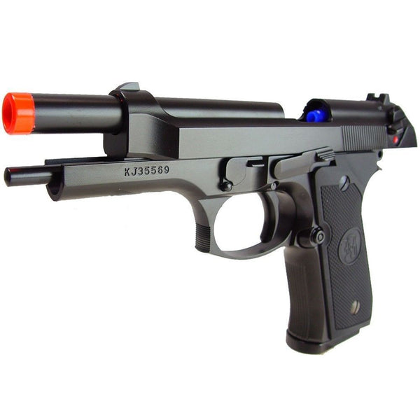 KJW M9 Full Metal Gas Blowback Airsoft Pistol for $1.29 at Airsoft Solutions