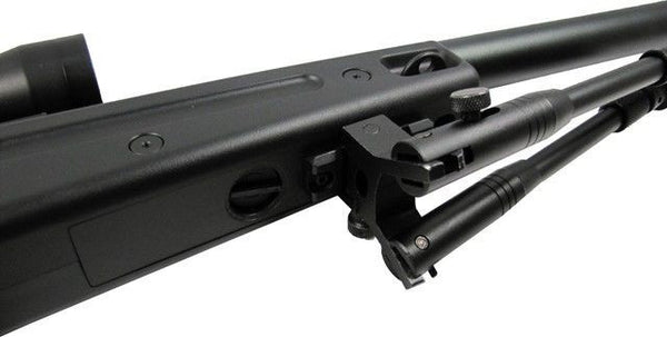 Well MK96 Covert L96 Spring Airsoft Sniper Rifle for $1.49 at Airsoft Solutions