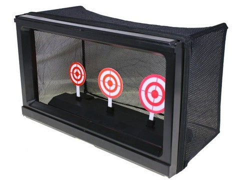 WELL Multi-Function Automatic Auto Return Airsoft Target with BB Trap for $0.29 at Airsoft Solutions