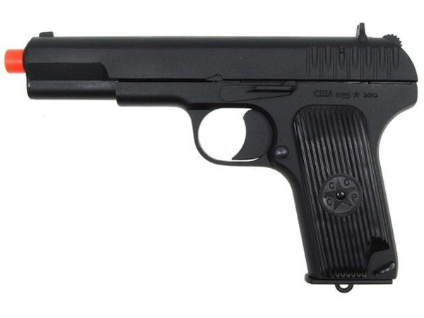 SRC Limited Edition SR33 Star Full Metal Blowback Gas Airsoft Gun for $1.29 at Airsoft Solutions