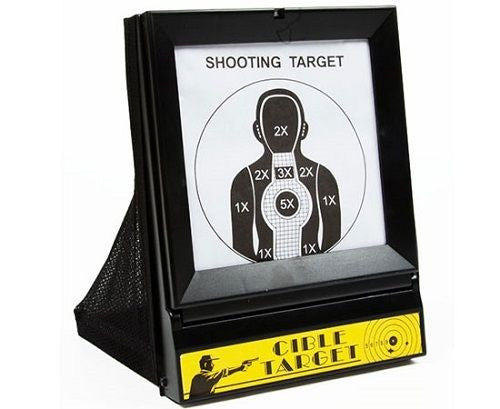 Multi-Function Secret Agent Trainer Airsoft Target for $0.19 at Airsoft Solutions