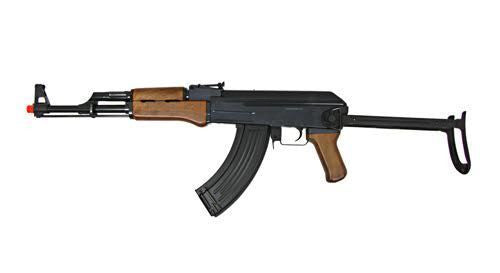 GE AK47S Airsoft AEG Electric Rifle for $1.49 at Airsoft Solutions