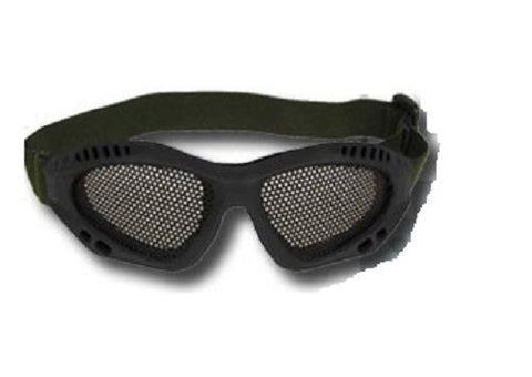 Airsoft Adjustable Mesh Wire Goggles for $0.24 at Airsoft Solutions