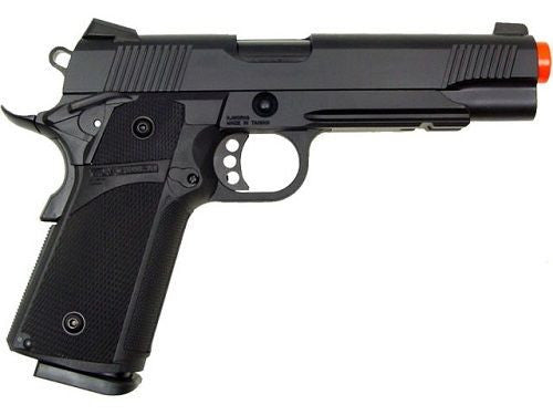 KJW KP-05 Tactical Gas Blowback Semi Automatic Airsoft Pistol for $1.24 at Airsoft Solutions
