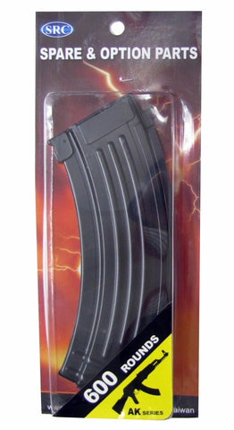 SRC AK 600 Round Airsoft Metal Magazine for $0.29 at Airsoft Solutions