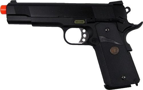 WE MEU 191 Full Metal Blowback Action Green Gas Airsoft Pistol for $1.29 at Airsoft Solutions