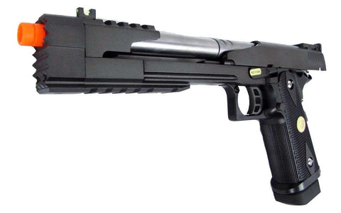 WE Dragon 404L Hi-Capa 5.1 Full Metal Gas Blowback Airsoft Pistol for $1.39 at Airsoft Solutions