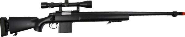 Well Bolt Action Spring Air Soft Sniper Rifle With Scope for $1.69 at Airsoft Solutions