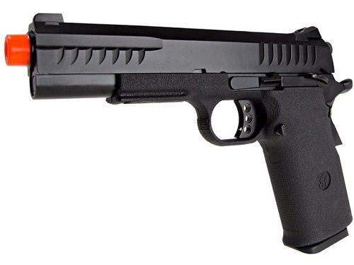 KJW KP08 Tactical 191 Full Metal Green Gas Blowback Airsoft Gun for $1.29 at Airsoft Solutions
