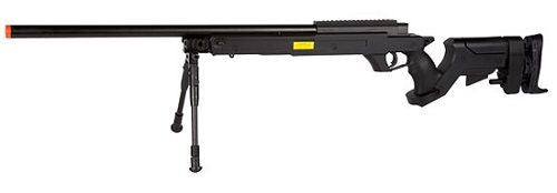 Well AWM APS2 Spring Airsoft Sniper Rifle for $1.59 at Airsoft Solutions