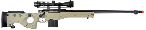 WELL L96 Single Bolt Action Spring Airsoft Sniper Rifle for $1.89 at Airsoft Solutions