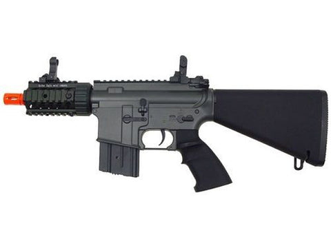 Golden Eagle JG Stubby Killer Metal Gear CQB AEG Airsoft Rifle for $1.74 at Airsoft Solutions