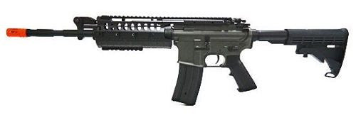 Jing Gong M4 Carbine Electric Airsoft Rifle for $1.79 at Airsoft Solutions